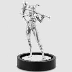 BATMAN -  DC COMICS™ MINIATURES - HARLEY QUINN™ -  2019 NEW ZEALAND MINT COINS 03