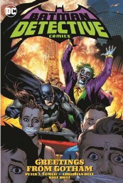 BATMAN -  GREETINGS FROM GOTHAM TP  -  DETECTIVE COMICS 03