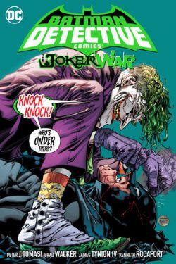 BATMAN -  JOKER WAR HC -  DETECTIVE COMICS 05
