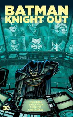 BATMAN -  KNIGHT OUT HC -  DETECTIVE COMICS