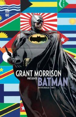 BATMAN -  L'INTÉGRALE -  GRANT MORRISON PRESENTE BATMAN 04