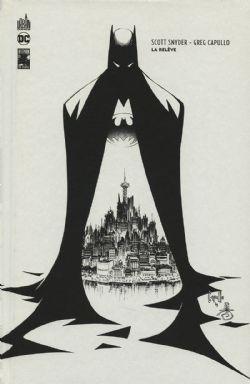BATMAN -  LA RELÈVE (EDITION N&B 80 ANS) -  BATMAN 80 ANS 05