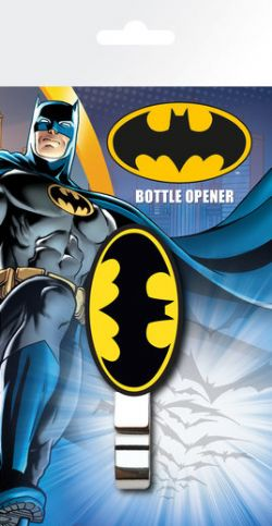 BATMAN -  LOGO BOTTLE OPENER