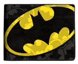 BATMAN -  LOGO QUICKTURN WALLET