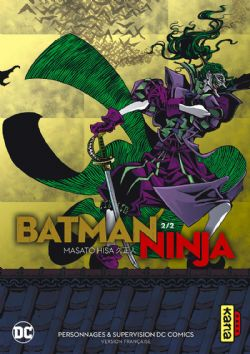 BATMAN NINJA -  (FRENCH V.) 02