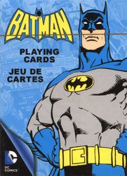 BATMAN -  PLAYING CARDS