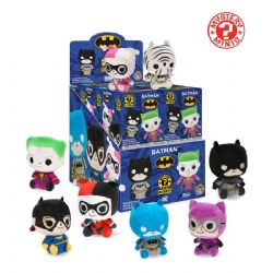 BATMAN -  PLUSH MYSTERY MINIS BATMAN SURPRISE
