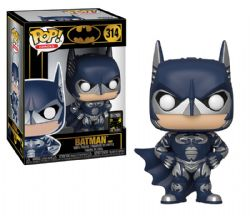 BATMAN -  POP! VINYL FIGURE OF BATMAN 1997 (4 INCH) -  80TH ANNIVERSARY 314