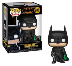 BATMAN -  POP! VINYL FIGURE OF BATMAN (FOREVER)(4 INCH) -  80TH ANNIVERSARY 289