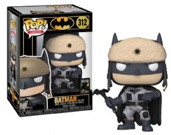BATMAN -  POP! VINYL FIGURE OF BATMAN RED SON (4 INCH) 312