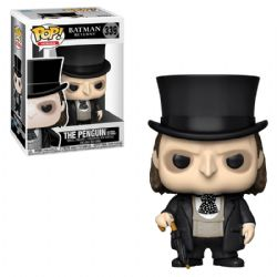 BATMAN -  POP! VINYL FIGURE OF THE PENGUIN (4 INCH) -  BATMAN RETURNS 339