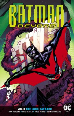 BATMAN -  REBIRTH - THE LONG PAYBACK REBIRTH TP -  BATMAN BEYOND VOL.6 (2016- ) 03