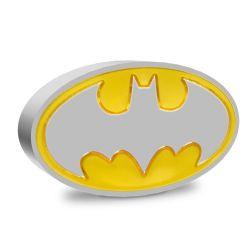 BATMAN -  SUPERHEROES SYMBOLS: BATMAN™ LOGO -  2021 NEW ZEALAND MINT COINS 04