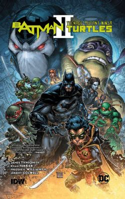 BATMAN/TEENAGE MUTANT NINJA TURTLES -  II TP