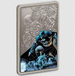 BATMAN -  THE CAPED CRUSADER™: BATMAN™ -  2020 NEW ZEALAND MINT COINS 03