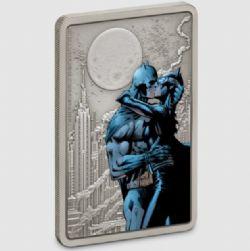 BATMAN -  THE CAPED CRUSADER™: THE KISS -  2020 NEW ZEALAND MINT COINS 04