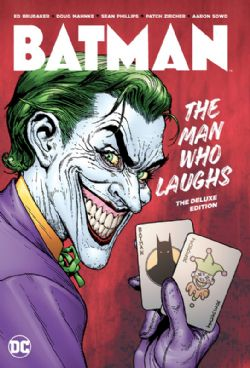 BATMAN -  THE MAN WHO LAUGHS : THE DELUXE EDITION HC