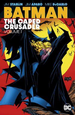 BATMAN -  TP -  CAPED CRUSADER ,THE 01