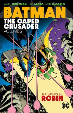 BATMAN -  TP -  CAPED CRUSADER ,THE 02