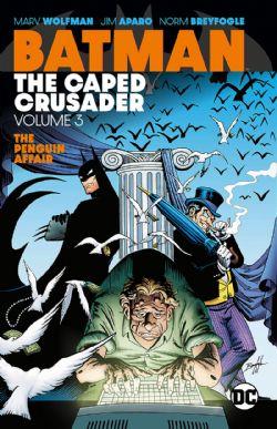 BATMAN -  TP -  CAPED CRUSADER ,THE 03