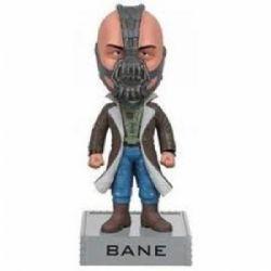 BATMAN -  USED WACKY WOBBLER BOBBLE-HEAD FIGURE OF BANE (7 1/2 INCH) -  DARK KNIGHT RISES