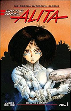 BATTLE ANGEL ALITA -  DELUXE EDITION HC (V.A.) 01