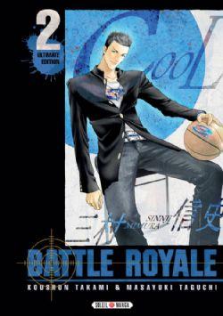 BATTLE ROYALE -  ULTIMATE EDITION (V.F.) 02