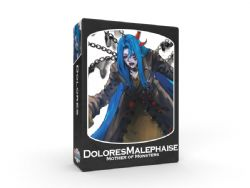 BATTLECON -  DOLORES MALEPHAISE CAL SOLO FIGHTER (ENGLISH)