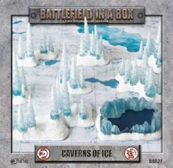 BATTLEFIELD IN A BOX -  ICE CAVERNS -  CAVERNS OF ICE