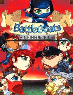 BATTLEGOATS REINFORCED (ENGLISH)