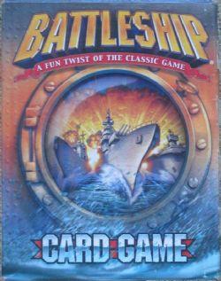 BATTLESHIP -  CARD GAME (BILINGUAL)