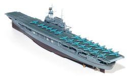 BATTLESHIP -  USS ENTREPRISE CV-6 MODLELER'S EDITION 1/700 (SKILL LEVEL 5 - CHALLENGING)