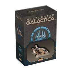BATTLESTAR GALACTICA : STARSHIP BATTLES -  RAPTOR SAR/ECM (ENGLISH)