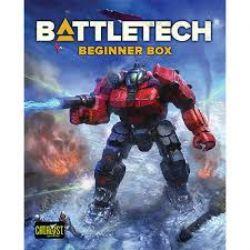 BATTLETECH -  BEGINNER BOX (ENGLISH)