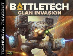 BATTLETECH -  CLAN INVASION (ENGLISH) -  TECHNICAL READOUT