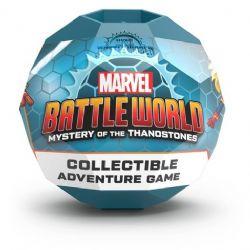BATTLEWORLD -  MYSTERY OF THE THANOSTONES - BATTLE BALL (ENGLISH) -  MARVEL