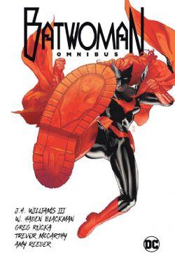 BATWOMAN -  OMNIBUS HC