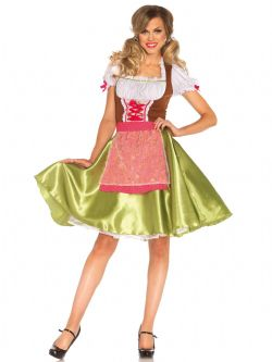 BAVARIAN -  DARLING GRETA COSTUME (ADULT)