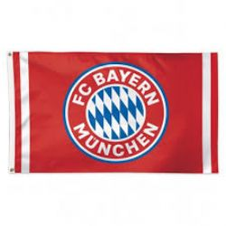 BAYERN MUNICH FC -  3' X 5' HORIZONTAL FLAG