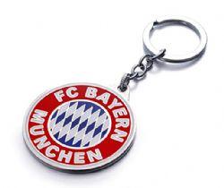 BAYERN MUNICH FC -  LOGO KEYCHAIN