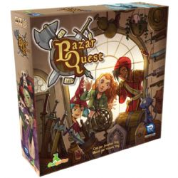 BAZAR QUEST -  BASE GAME (FRENCH)