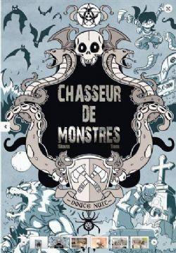 BD DONT VOUS ÊTES LE HÉROS -  CHASSEUR DE MONSTRES (FRENCH V.)