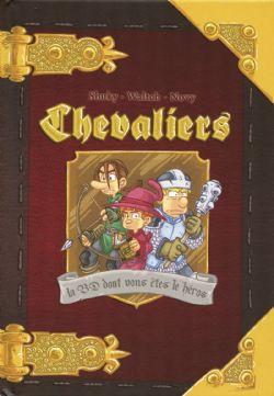 BD DONT VOUS ÊTES LE HÉROS -  JOURNAL D'UN HEROS (FRENCH. V) -  CHEVALIERS 01