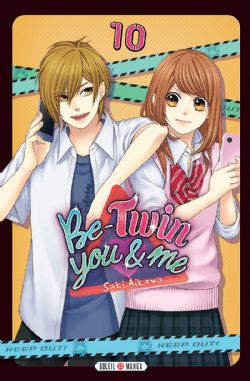 BE-TWIN YOU & ME -  (FRENCH V.) 10