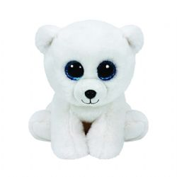 BEANIE BABIES -  ARI THE POLAR BEAR (6