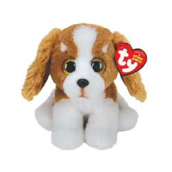 BEANIE BABIES -  BARKER THE DOG (6