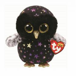 BEANIE BOO'S -  HYDE THE OWL (6