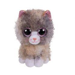 BEANIE BOO'S -  SCRAPPY THE CAT (6