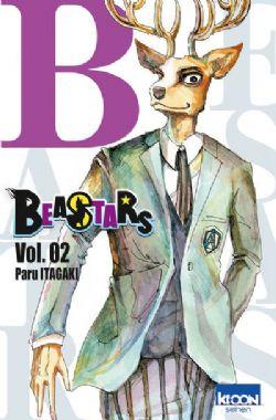 BEASTARS -  (FRENCH V.) 02