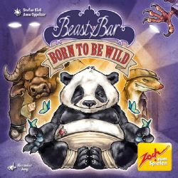BEASTY BAR -  BORN TO BE WILD (ENGLISH)
